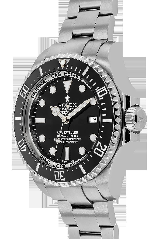 deepsea sea dweller stainless steel automatic