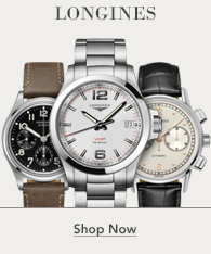Featured Watch Longines