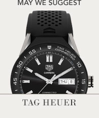 Featured Brand - TAG Heuer Shop now