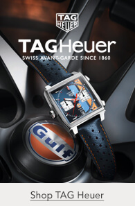 Featured Watch TAG Heuer