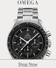 Featured Watch Omega