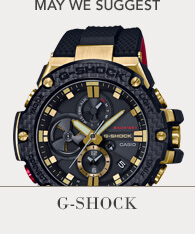 Featured Watch G-Shock