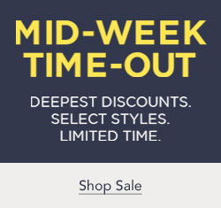 Deepest Discount on select Certified Pre-Owned Watches,  Shop Now