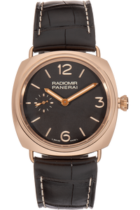 Radiomir Rose Gold Manual