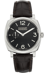 Radiomir 1940 3 Days Stainless Steel Manual