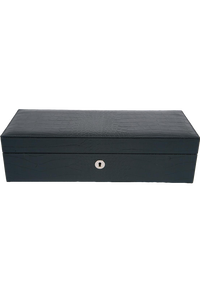 Black 5 Watch Collector Box