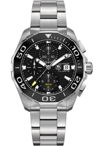 Aquaracer Calibre 16 Automatic Chronograph Day-Date