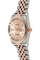 Datejust Rose Gold and Stainless Steel Automatic