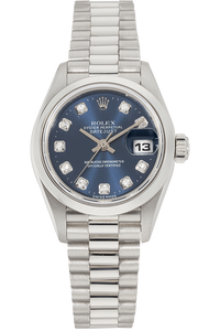 Datejust Platinum Automatic