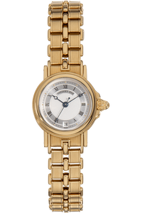 Marine Yellow Gold Automatic