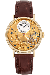 Tradition  Yellow Gold Automatic