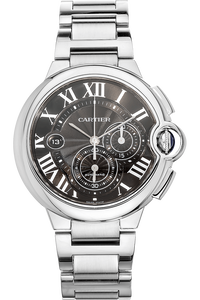Ballon Bleu Chronograph Stainless Steel Automatic