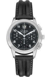 Senator Navigator Chronograph Stainless Steel Automatic