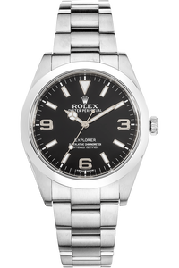 Explorer Stainless Steel Automatic