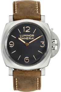 Luminor 1950 3 Days Stainless Steel Manual