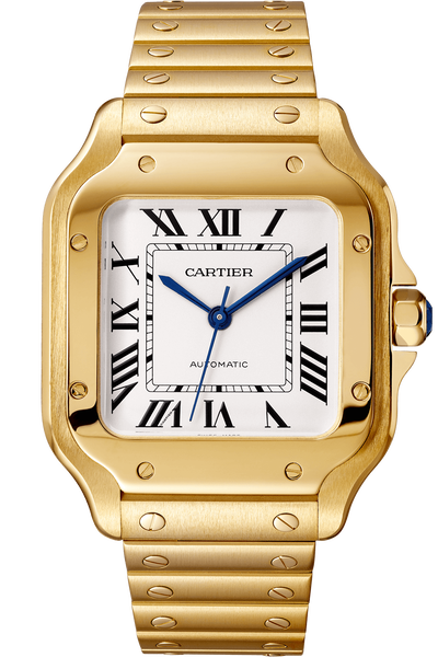 Santos de Cartier, Medium Model
