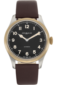 Montblanc 1858 Automatic Bronze and Stainless Steel Automatic