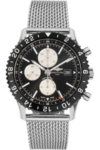 Chronoliner Stainless Steel Automatic