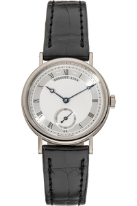 Classique White Gold Manual