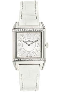 Reverso Squadra Lady Stainless Steel Quartz