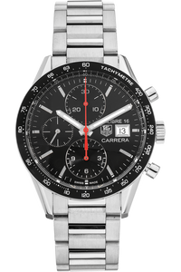 Carrera Chronograph Juan Manuel Fangio Stainless Steel Automatic