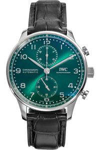 Portugieser Chronograph Stainless Steel Automatic