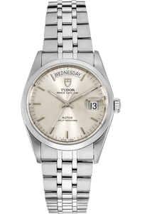 Prince Date Day Stainless Steel Automatic