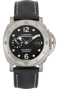 Luminor Submersible Stainless Steel Automatic