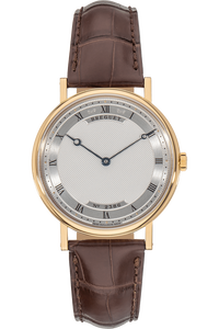 Classique Ultra-Slim Yellow Gold Automatic