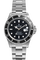 Submariner Swiss Made Dial No Lug Holes Stainless Steel Automatic