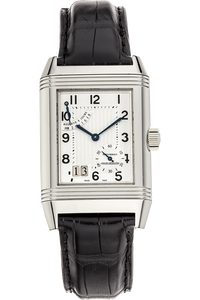 Reverso Grande Date  Stainless Steel  Manual
