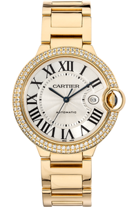 Ballon Bleu Yellow Gold Automatic