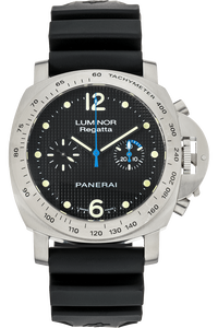 Luminor Regatta Chronograph Stainless Steel Manual