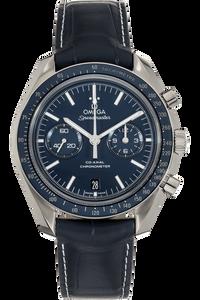 Speedmaster Moonwatch Co-Axial Chronograph Titanium Automatic
