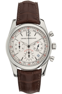 Classique Elegance Flyback Chronograph Stainless Steel Automatic