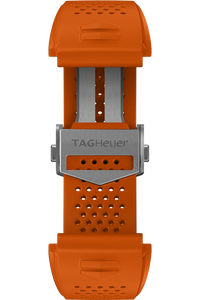 TAG Heuer Connected Watch Strap, Orange