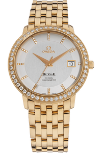 De Ville Prestige Co-Axial Rose Gold Automatic