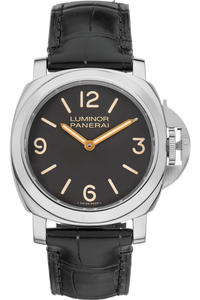 Luminor Boutique Edition  Stainless Steel Manual