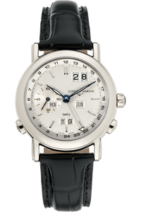 GMT Perpetual Calendar White Gold Automatic
