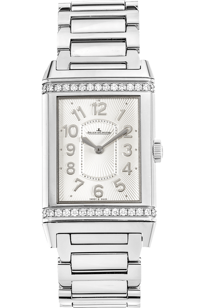 Grande Reverso Lady Ultra Thin Stainless Steel Manual