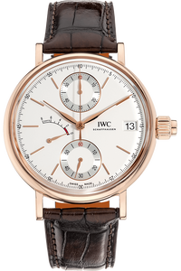 Portofino Hand-Wound Monopusher Rose Gold Manual
