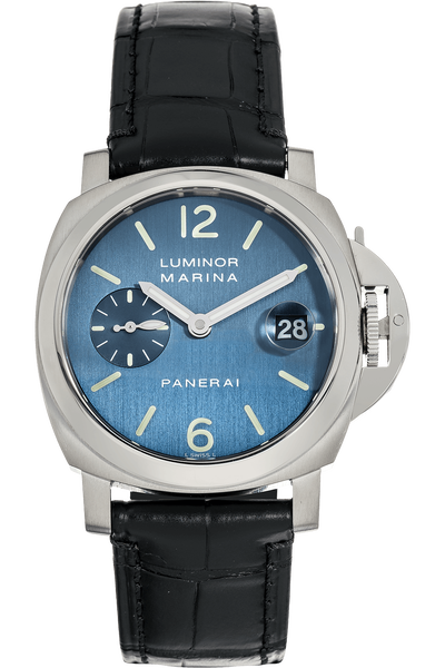 huge selection of a0c1c 29032 Pre-Owned Panerai Luminor Marina (PAM00119)