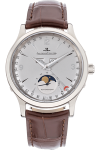 Master Control Master Calendar White Gold Automatic