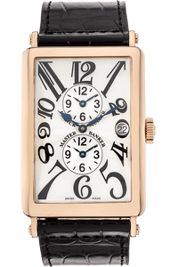 Long Island Master Banker Rose Gold Automatic