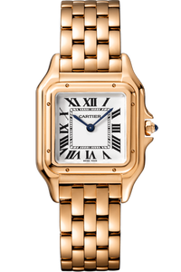 Panthère de Cartier Medium Pink Gold