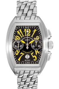 Conquistador King Soleil Stainless Steel Automatic