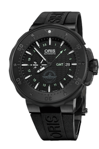 Oris Force Recon GMT