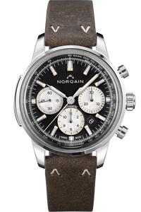Freedom 60 Chronograph Black