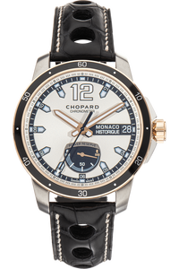 Grand Prix de Monaco Historique Power Reserve Rose Gold and Titanium Automatic