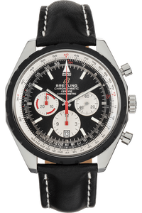 Chrono-Matic 49 Special Edition Stainless Steel Automatic